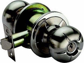 不锈钢球形门锁图片集合