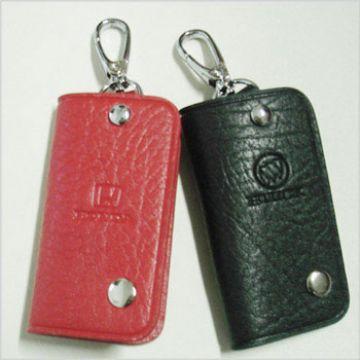 真皮汽车钥匙包